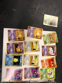 Assorted pokemon trading card collection Princeton, 24740