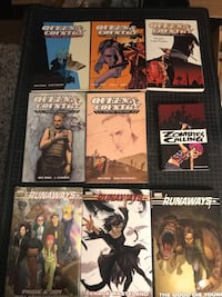 Comic book collections /TBP/ Graphic Novels/ Trade Paper Backs Vancouver, V6B 2W7