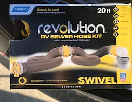 20 ft New RV Sewer Hose