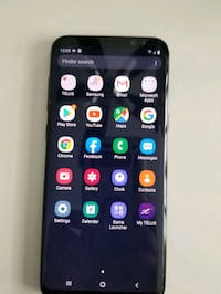 Samsung Galaxy s8 plus 64 GB  Mississauga, L4T 2T9