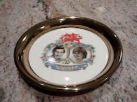 Souvenir of Prince Charles and Diana's wedding