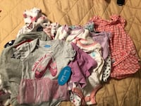 0-3 month summer clothes Ansonia, 06401