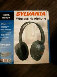 2 brand new wireless head phones