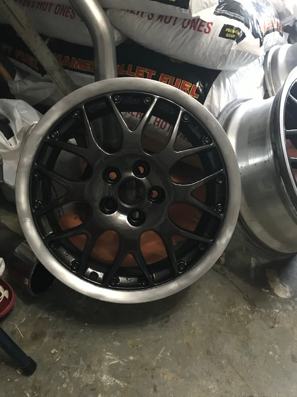 Rxii BBS wheels 2