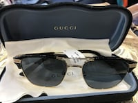 Black framed ray-ban Gucci Sunglasses  Baltimore, 21229