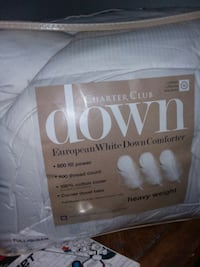 Brand New QUEEN Down comforter Mishawaka, 46545