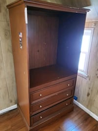 Cabinet for TV with 3 drawers