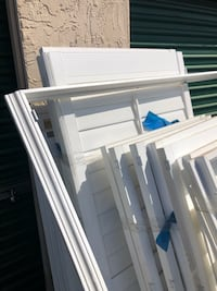 Window coverings/ approximately 20