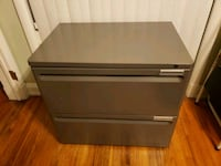 2 drawer metal vertical file cabinet Lutherville-Timonium, 21093