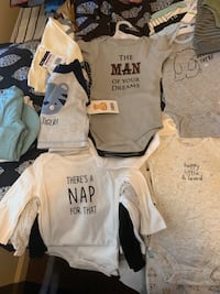 Brand new baby boy clothes 3-6months Wilmington, 19801