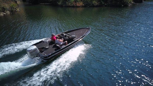 1990 Bayliner Cobra Bass Boat