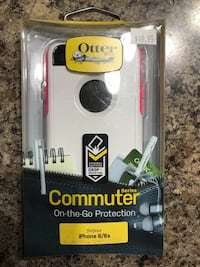 New, unused...  iPhone 6/6s/7/8 commuter case St Thomas, N5R 6M6