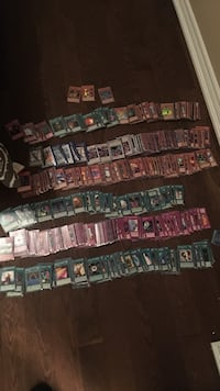Yu-gi-oh trading card collection Wasaga Beach, L9Z 0C8
