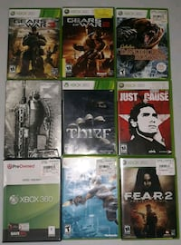 Xbox 360 Games 2 for $10