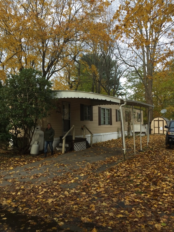 New Moon Mobile Home New Rubber Roof All Appliances