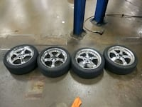 18 inch Wheels and tires Alexandria, 22309