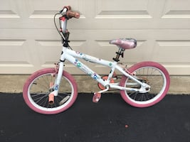 "18"" Kent girls bike."