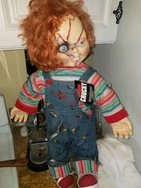 chucky doll from childs play movie