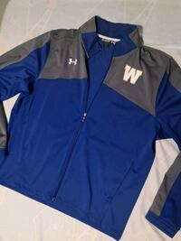 UNDER ARMOUR WINNIPEG BLUE BOMBER SWEATER Winnipeg, R3B 3C3