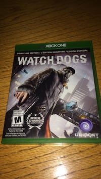 Watch Dogs Xbox One Nanaimo, V9S 4M8