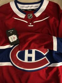 Habs jersey size small Hampstead, H3X 2E8