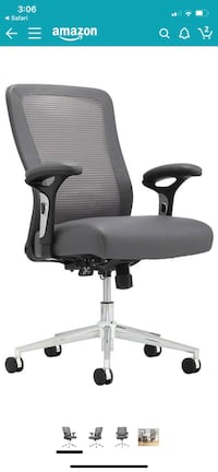 Office chair never used! NEGOTIABLE El Paso, 79912