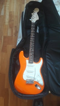 stratocaster squirel by , vintage model.fender el-guitar Bergen