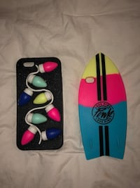 Victoria's Secret PINK silicone iPhone 4S cases - LIGHTS UP Los Angeles, 91325