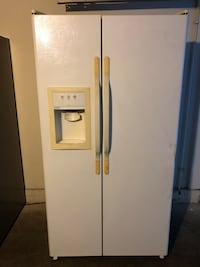 hotpoint side by side refrigerator Alhambra, 91801