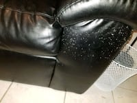 pair of black leather boots Capitol Heights, 20743