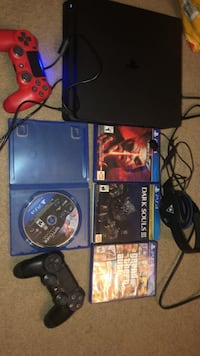 PS4 with games Las Vegas, 89128