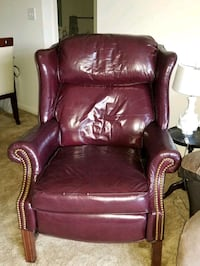 Leather Recliner  Charlotte, 28273