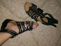 Gladiator sandals size 8 Oklahoma City, 73108