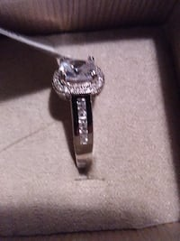 Sterling Silver Ring .925 Schuylkill Haven