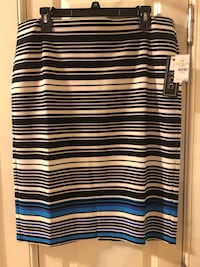 NYCC striped skirt Morganville, 07751