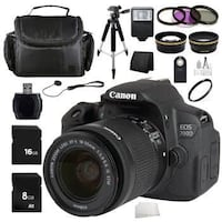 Canon EOS digital full bundle- everything you need over 70% OFF Rockville, 20850