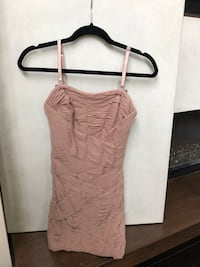 BCBG bodycon nude dress  Oakville, L6L 6V7
