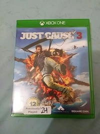 Just cause 3 good as new Kitchener, N2M 2C1