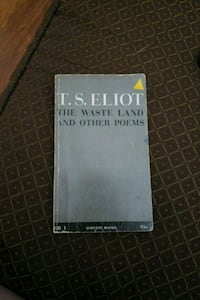 T. S. Eliot, The Wasteland and other poems