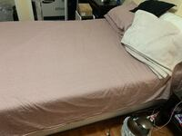 Twin bed and frame Toronto, M6H 1Y5