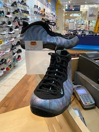 Nike Air Foamposite One Premium Abalone Size 13 Beltsville, 20705