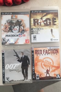 PS3 Games Sartell, 56377
