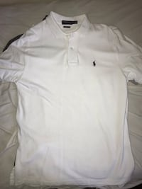 Polo collared shortsleeve size L Toronto, M1S 1N7