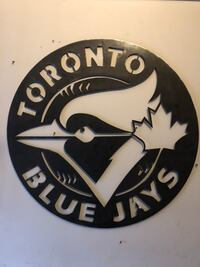 Steel sign Jays Mississauga, L5N 4J9