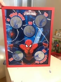 Spider man ball game