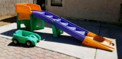 Kids Roller Coaster With Car