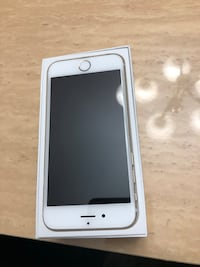 iPhone 6s gold 718 km