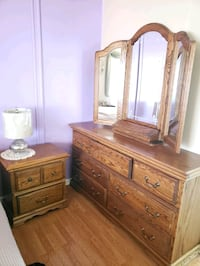 Oak dresser Bloomington, 92316