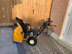 Club Cadet 2 Stage Snowblower
