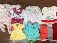 3M-6M baby girl clothes Mississauga, L5B 0K4
